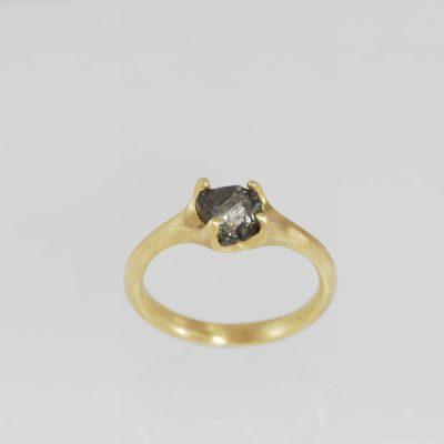 RING GOLD ROHDIAMANT #938